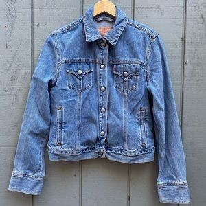 Levi Strauss Original Jean Jacket